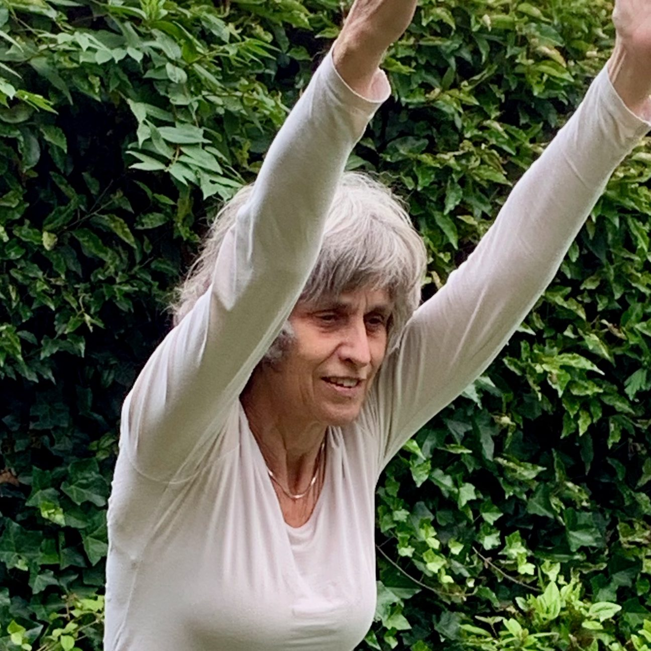 Docent Annelies van yogaschool Vionté in Driebergen