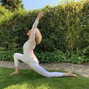 Hatha en restorative yoga bij Vionté in Driebergen