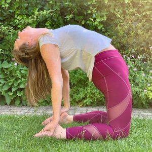 Yin Yang yoga bij Vionté in Driebergen