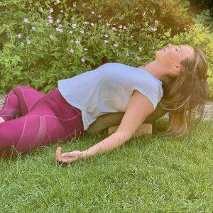 Yin yoga bij Vionté in Driebergen