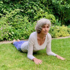 Yoga voor ouderen bij Vionté in Driebergen